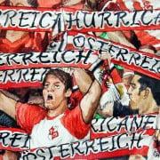 """Fans vor Slowenien-Länderspiel: """"Drei Punkte sind heute Pflicht"""""""