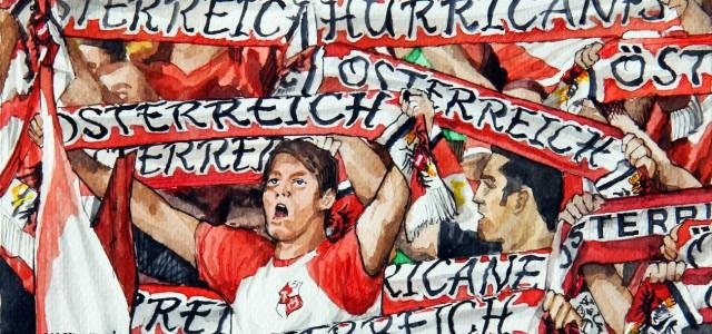 """Österreich-Fans nach dem 2:2 gegen Wales: """"Gut, verdient, aber ab jetzt geht's um alles!"""""""