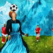 Groundhopper´s Diary: Hopping im Ennstal – Das Derby am Fuße des Grimmings