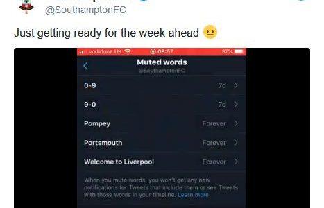 Southampton vor Wiedersehen mit Leicester: 0:9 wird in allen Messages blockiert