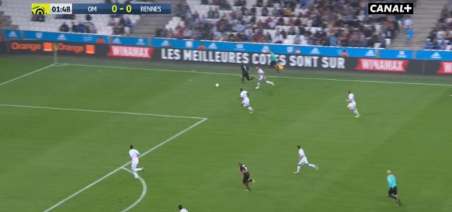 Wahbi Khazris Ferserltor gegen Marseille