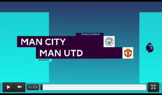 Die Highlights vom Manchester-Derby