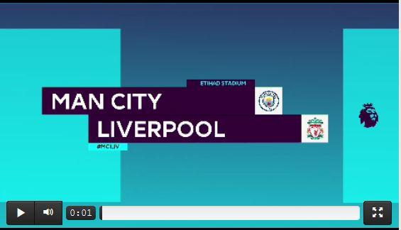 Manchester City fügt Liverpool erste Niederlage zu (Highlights)
