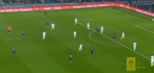 Neun zu null: PSG rächt sich für Cup-Aus (Highlights)