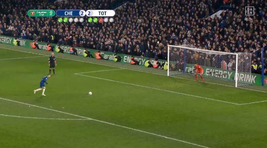 Carabao Cup: Chelsea setzt sich gegen Tottenham durch (Highlights)