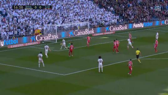 Real Madrid blamiert sich gegen Girona (Highlights)