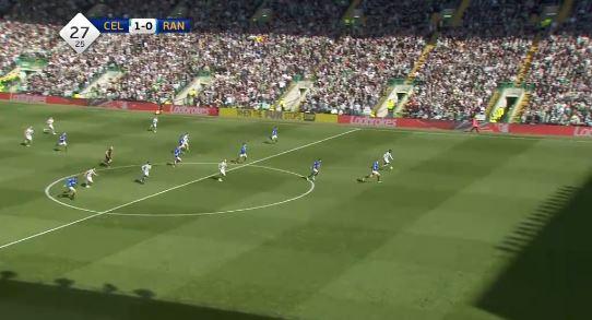 Old Firm: Hitziges Derby mit besserem Ende für Celtic (Highlights)