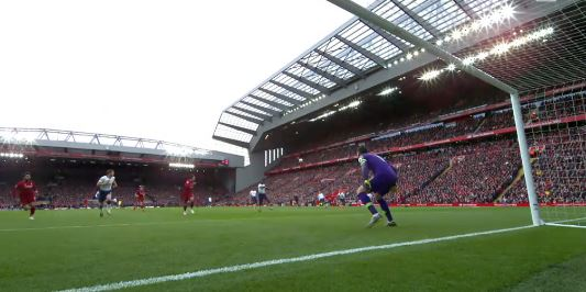 Liverpool mit Last-Minute-Sieg gegen Spurs (Highlights)