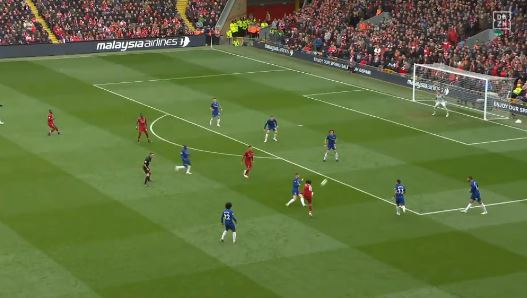 Salah mit Traumtor bei Liverpool-Sieg gegen Chelsea (Highlights)