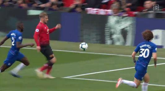 Kampf um CL-Platz: United vs Chelsea 1:1 (Highlights)