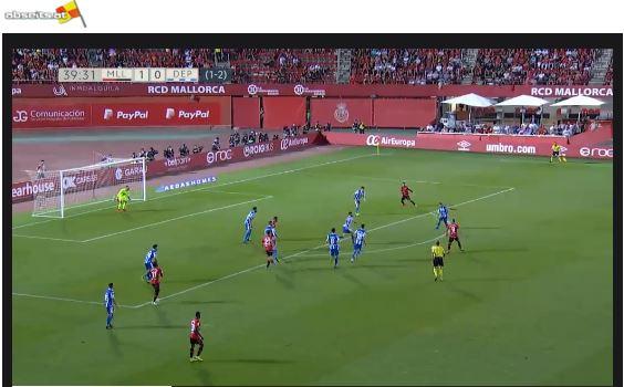 Erstklassig: Real Mallorca gelingt Aufholjagd gegen Deportivo