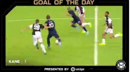 Harry Kane erzielt absolutes Traumtor gegen Juventus