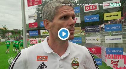 Interview: Sind Badji und Müldür fit gegen RBS?