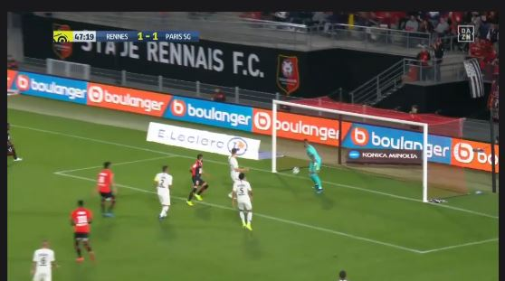 Ligue 1: Rennes schockt PSG (Highlights)