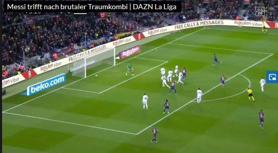 Messi trifft nach Traumkombination gegen Granada