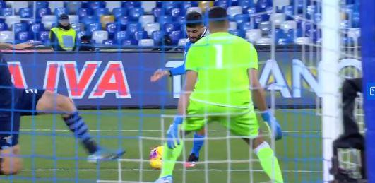 Cup-Highlights: Napoli - Lazio (1:0)