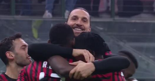 Ibrahimovic trifft im Cup-Spiel gegen den FC Turin