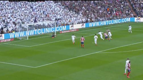 Real Madrid – Atletico Madrid (1:0, Highlights)