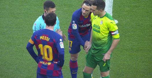 Messi-Festspiele gegen Eibar