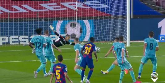 FC Barcelona - Leganes 2:0 (Highlights)
