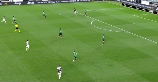 Acht Minuten Ballbesitz: Atalanta spielt mit Juventus Katz und Maus
