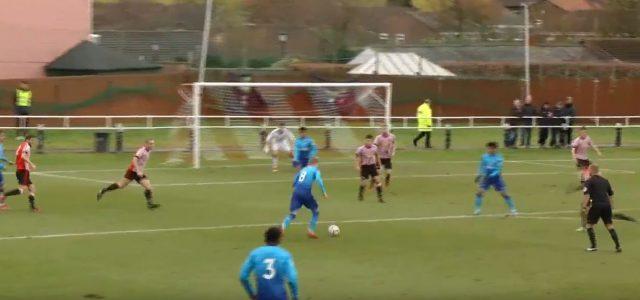 Arsenals U23 mit Traumtor gegen Sunderland U23