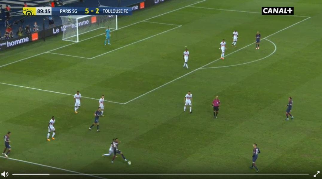 Neymar-Festspiele gegen Toulouse