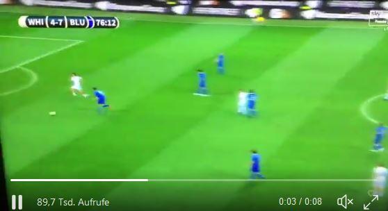 Tottis Traumpass bei Pirlo-Abschiedsspiel