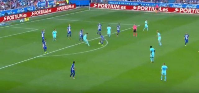 Gute Gene: Enzo Zidane vs Barcelona