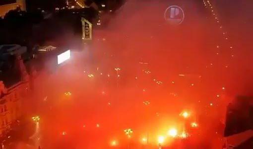 Über 500.000 kroatische Fans feiern Rückkehr der Nationalmannschaft