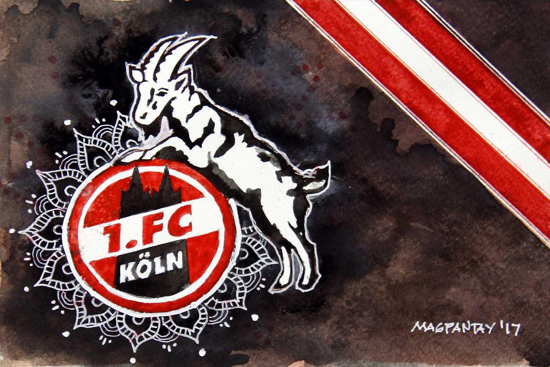 _1.FC Köln Wappen