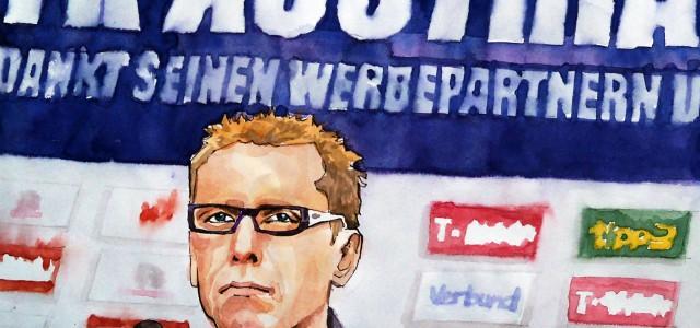 Schon wieder 1:0 – Joker Grünwald schießt Austria Wien in Ried auf Platz zwei