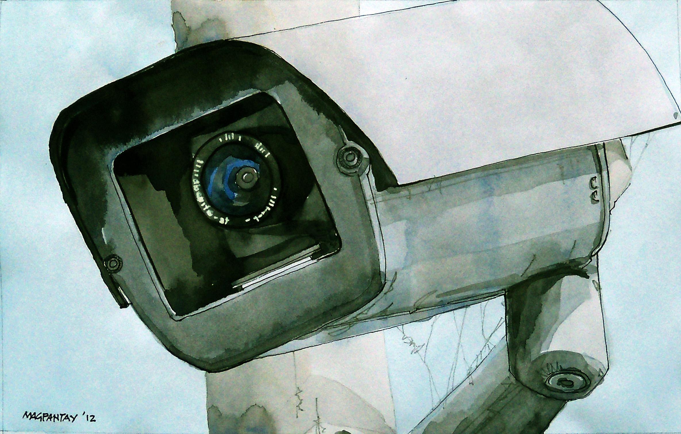 Videoüberwachung, Kamera, CCTV