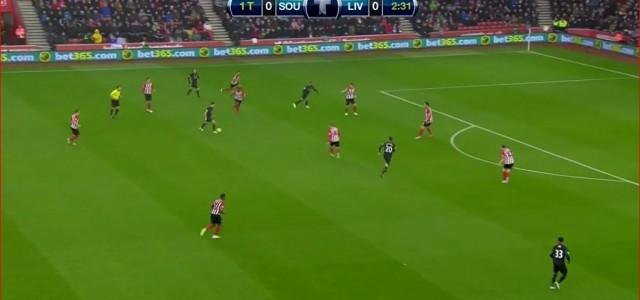Philippe Coutinho mit einem Kracher gegen Southampton