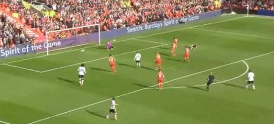 Matas Traumtor zum 2:1 gegen den FC Liverpool