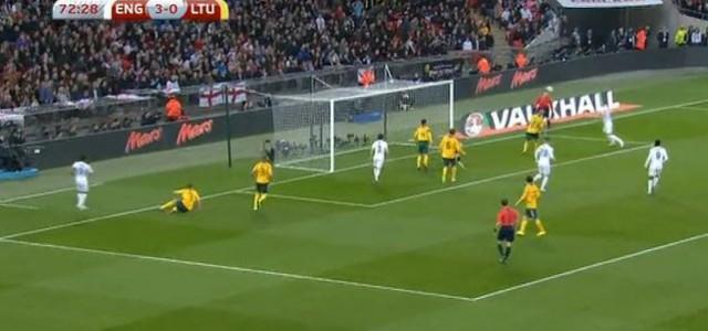 Harry Kane braucht nur 80 Sekunden für sein erstes Tor für England