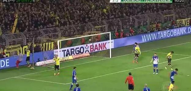 Kevin Kampls vergebene Chance gegen Hoffenheim
