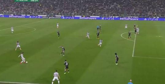 Morata mit dem 1:0 gegen Real Madrid