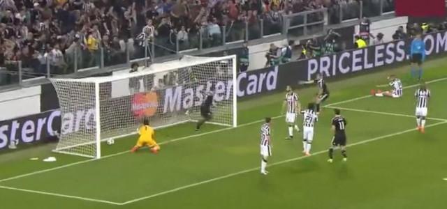 Ronaldo gelingt der Ausgleich zum 1:1