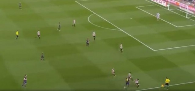 Messis Traumtor gegen Athletic Bilbao (Cup-Finale 2015)