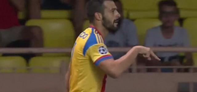 Negredos Lupfer gegen Monaco