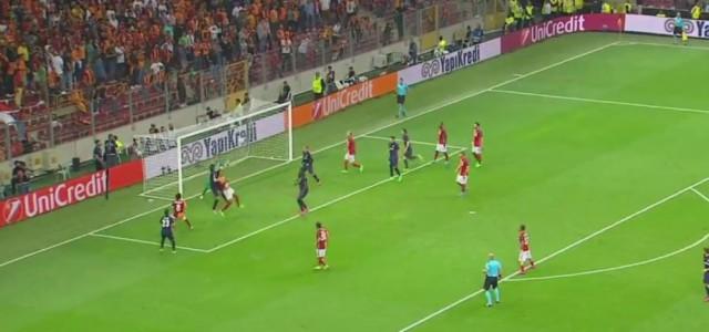 Antoine Griezmans Doppelpack gegen Galatasaray