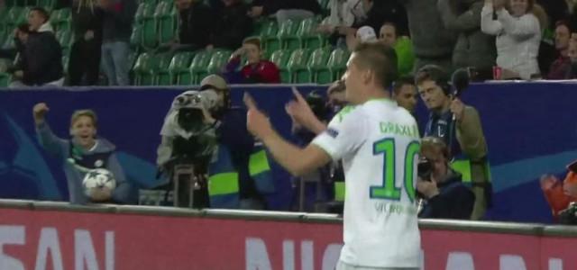 Neuzugang Draxler trifft gegen ZSKA Moskau