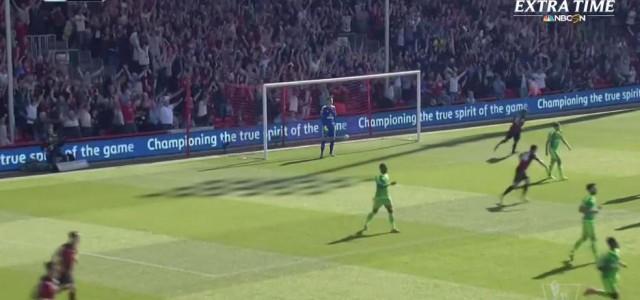 Matt Ritchies Traumtor gegen Sunderland