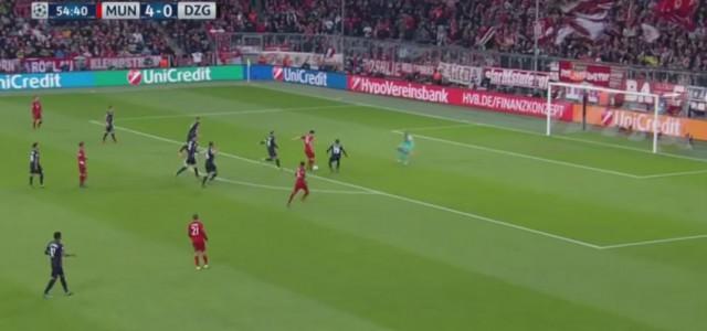 Lewandowskis drei Treffer gegen Dinamo Zagreb