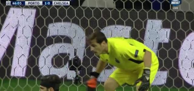 Porto schlägt Chelsea mit 2:1 (Highlights)