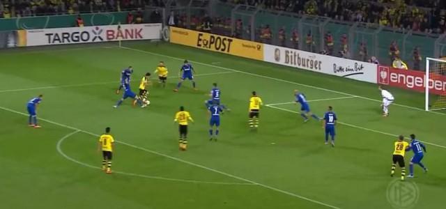 Kagawas Traumtor gegen Paderborn