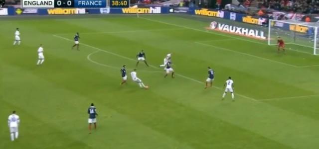 Dele Allis Debüt-Tor für England gegen Frankreich