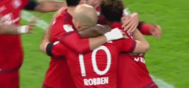 David Alabas Tor gegen Schalke 04