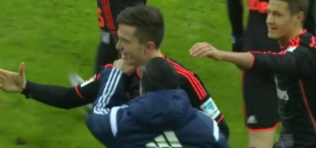 Gregoritsch trifft per Freistoß gegen Werder Bremen